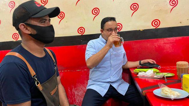 Restoran atau warung makan dapat beroperasi kembali pada pukul 02.00-04.30 WIB untuk melayani kebutuhan sahur warga DKI Jakarta.