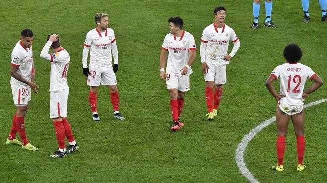 Sevilla menolak dan membongkar sisi buruk terbentuknya European Super League pada Minggu (18/4) waktu setempat.