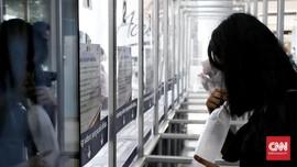 FOTO: Tarif Tes GeNose Naik Jadi Rp30 Ribu di Stasiun Gambir