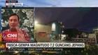 VIDEO: Pasca-Gempa Magnitudo 6,9 yang Mengguncang Jepang