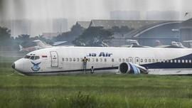 Trigana Tergelincir, DPR Desak Kemenhub Cek Seluruh Pesawat