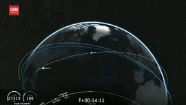 VIDEO: NASA dan SpaceX Sepakati Hindari Tabrakan di Antariksa