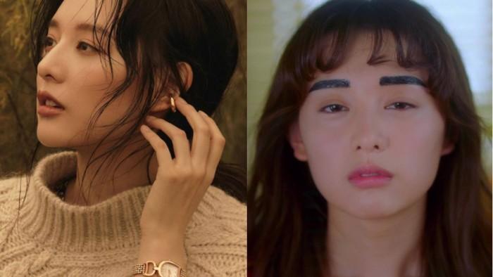 Kim Ji Won sebagai Choi Ae Ra (Fight for My Way), seorang wanita yang bermimpi menjadi penyiar berita TV, yang suka tampil konyol di hadapan teman-temannya / foto: instagram.com/geewonii, kbsdrama