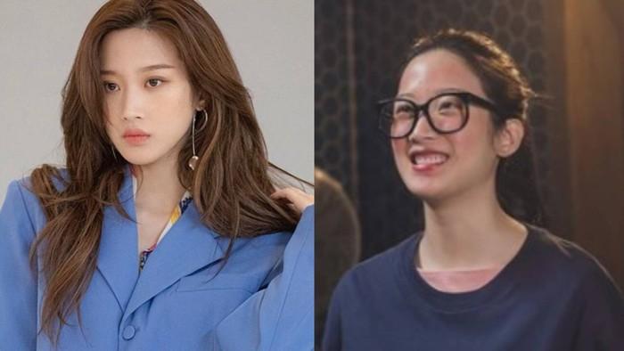 Moon Gayoung sebagai Lim Jukyung (True Beauty), gadis SMA yang berusaha belajar make up agar tampil lebih cantik dan terhindar dari aksi bullying di sekolahnya / foto: instagram.com/m_kayoung, tvndramaofficial