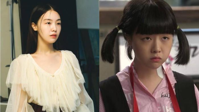 Bang Minah sebagai Gong Shim (Beautiful Gong Shim), Perjuangan si anak kedua yang terlahir dengan wajah kurang cantik dalam mengubah nasibnya yang kurang beruntung / foto: instagram.com/bbang_93, sbsdrama
