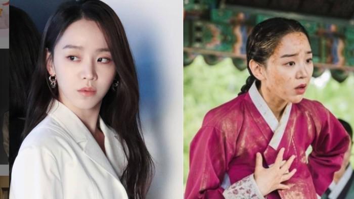 Shin Hye Sun sebagai Kim So Young (Mr. Queen), seorang koki pria dari masa kini yang terjebak di tubuh seorang ratu era Joseon, dan harus menjalani hidupnya sebagai wanita sekaligus ratu / foto: instagram.com/shinhs831, tvndramaofficial