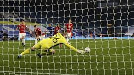 Irene Bantah Pansos Dewa Kipas, Man Utd Kalah di Piala FA
