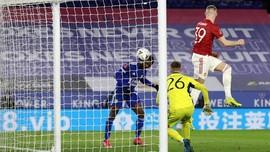 FOTO: Man Utd Dihancurkan Iheanacho