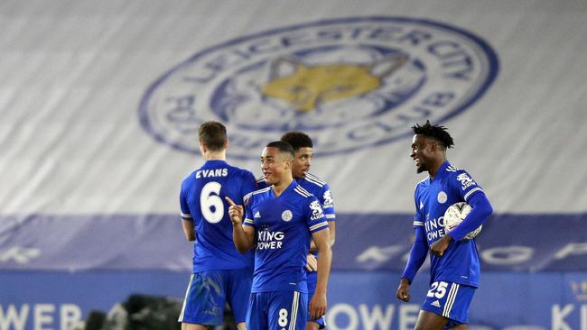 Leicester City menang 1-0 atas Southampton di semifinal Piala FA yang berlangsung di Stadion Wembley, Senin (19/4) dini hari waktu Indonesia.