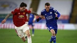 Jadwal Manchester United vs Leicester di Liga Inggris