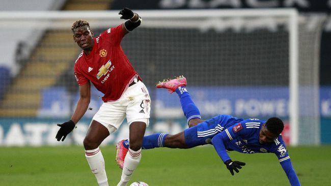 Paul Pogba diklaim tidak mendapatkan kepercayaan penuh dari pelatih Ole Gunnar Solskjaer di Manchester United pada musim ini.
