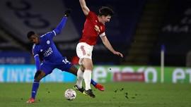 Maguire Penyebab Man Utd Tersingkir dari Piala FA