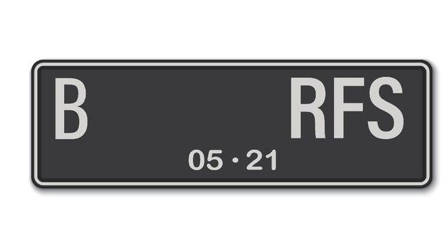 Kepolisian menyatakan kendaraan dengan pelat nomor khusus seperti RFS bakal ditindak jika melanggar aturan lalu lintas.