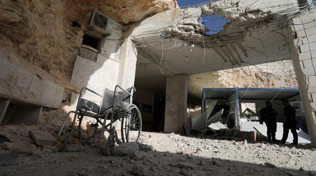 Serangan udara pesawat Angkatan Udara Rusia dilancarkan ke dua tempat persembunyian kelompok pejuang di Suriah.