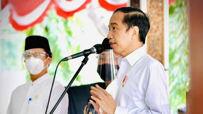 Presiden Jokowi juga akan melihat pembangunan Ambon New Port sebagai Lumbung Ikan Nasional usai meninjau vaksinasi di RSUP dr. J. Leimena.