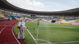 Suporter Berulah, Menpora Optimistis Liga 1 2021 Bergulir