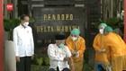 VIDEO: Jokowi Tinjau Vaksinasi Massal di Sidoarjo