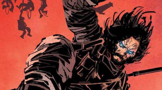 BRZRKR, komik karya Keanu Reeves akan disulap jadi series live-action dan tayang di layanan streaming Netflix.