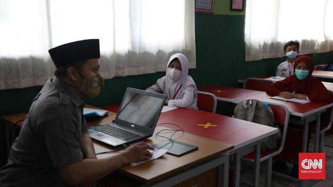Dalam paparan di Komisi X DPR RI, Dirjen Kemendikbud membeberkan formasi guru agama untuk PPPK yang sudah diajukan pemda mencapai 20.400 guru.