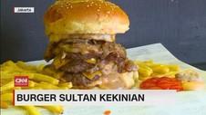 VIDEO: Makanan Serba Jumbo