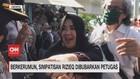 VIDEO: Berkerumun, Simpatisan Rizieq Dibubarkan Petugas