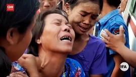 VIDEO: Remaja Myanmar Tewas Ditembak Aparat di Depan Rumah