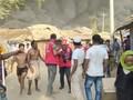 VIDEO: Kamp Rohingya Kebakaran, Puluhan Ribu Pengungsi Kabur