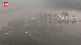 VIDEO: Banjir Tak Surut, Australia Evakuasi 15 Ribu Orang