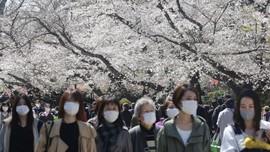 Kasus Harian Tokyo Tertinggi, Lebih dari 4 Ribu Terinfeksi