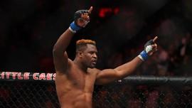 UFC 260: Ngannou Dibantu Kamaru Usman Saat Hajar Miocic