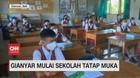 VIDEO: Gianyar Mulai Sekolah Tatap Muka