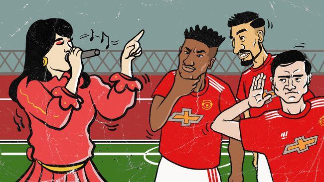 Manchester United tidak akan pernah ditinggalkan. Namun 'Setan Merah' harus sadar suporter merindukan era keemasan.
