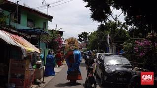 Nestapa Pengamen Ondel-ondel Bertahan Hidup di Jakarta