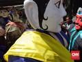 FOTO: Nestapa Ondel-ondel Ibu Kota di Tengah Wacana Larangan
