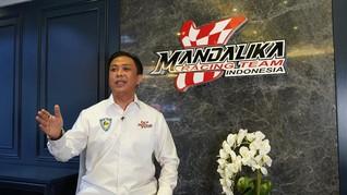Ketua Mandalika Racing: MotoGP 2023 Harus Ada Rider Indonesia
