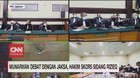 VIDEO: Munarman Debat dengan Jaksa, Hakim Skors Sidang Rizieq