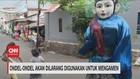 VIDEO: Ondel-Ondel Akan Dilarang Digunakan Untuk Mengamen