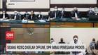 VIDEO: SIdang Rizieq Digelar Offline, DPR Imbau Prokes Ketat