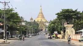 Aktivis Gelar Aksi Sunyi, Myanmar Kembali Senyap