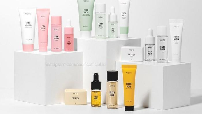 Rekomendasi Produk Skincare Nacific Asal Korea Selatan