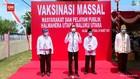 VIDEO: Jokowi Minta Distribusi Vaksin Harus Sampai Ke Pelosok