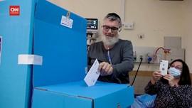 VIDEO: Israel Gelar Pemilu di Saat Pandemi