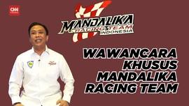 VIDEO: Target Ambisius Pertamina Mandalika ke MotoGP