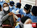Rangkuman Covid: Stok Vaksin Jateng Minim, AstraZeneca Wajib