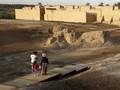 FOTO: Menjejak Sisa Peradaban Termashyur Babilonia