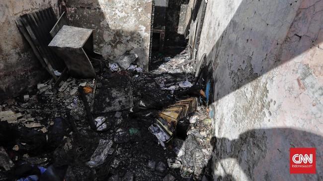 Walkot Jaktim mengatakan korban tewas dalam kebakaran di permukiman padat Pisangan Baru, Matraman, karena menghadapi jalan buntu saat ingin menyelamatkan diri.