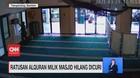 VIDEO: Ratusan Al-Quran Milik Masjid Hilang Dicuri