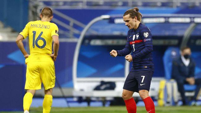 Timnas Prancis dan Timnas Belanda terpuruk usai laga pertama di Kualifikasi Piala Dunia 2022 yang digelar Kamis (25/3) dini hari.