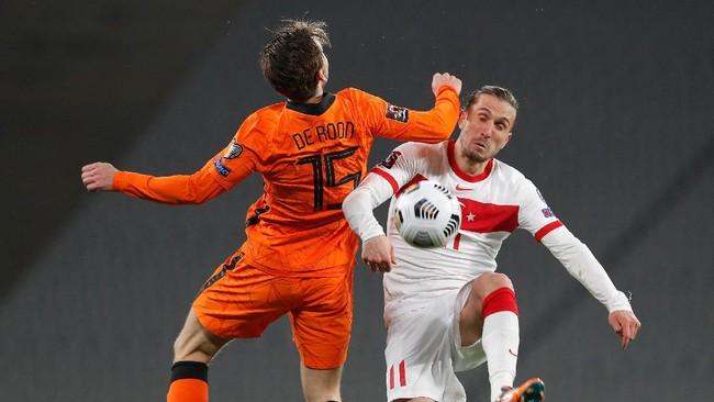 Timnas Belanda Tampil Buruk di Kualifikasi Piala Dunia 2022