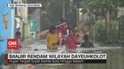 VIDEO: Banjir Rendam Wilayah Dayeuhkolot Bandung